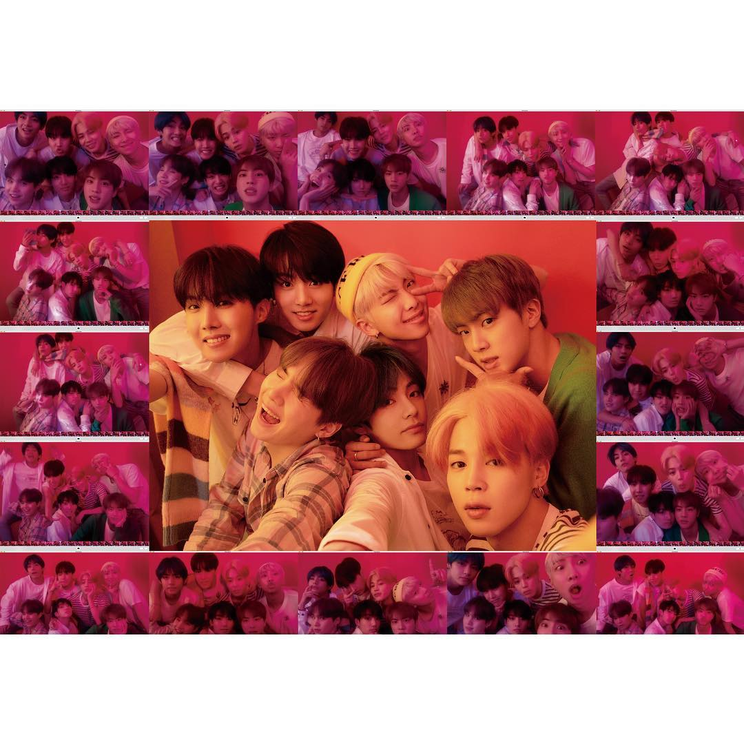 BTS Honored Beatle Record