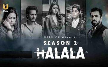 Ullu Apps Halala Web Series Cast
