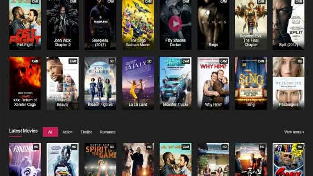 Top 33 Legal & Free Movie Download Sites - December 2020