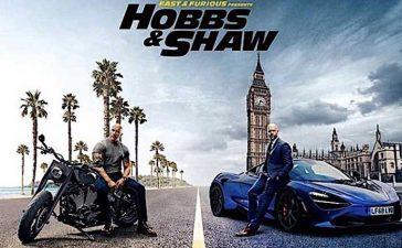 Hobb & Shaw Full Movie Leaked Online