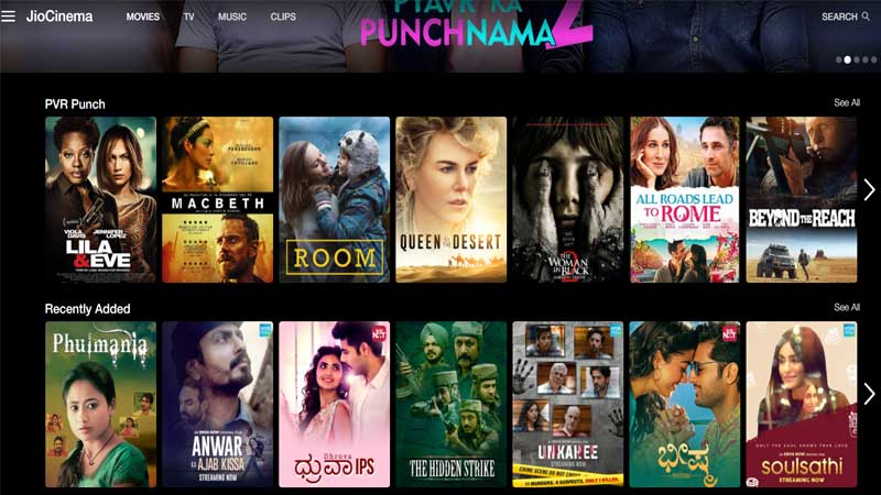 Best Sites To Watch Bollywood Movies
