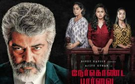 Nerkonda Paarvai Tamil Full HD Movie Leaked