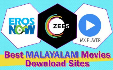 Malayalam Movies Download Sites