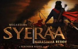 Sye Raa Narasimha Reddy full movie leaked online