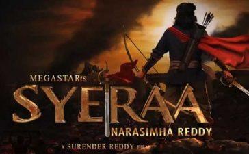 Sye Raa Narasimha Reddy full movie leaked online