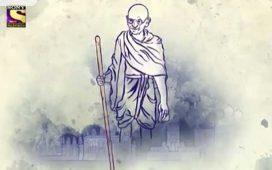 Sony TV Baapu Mohan Se Mahatma Tak