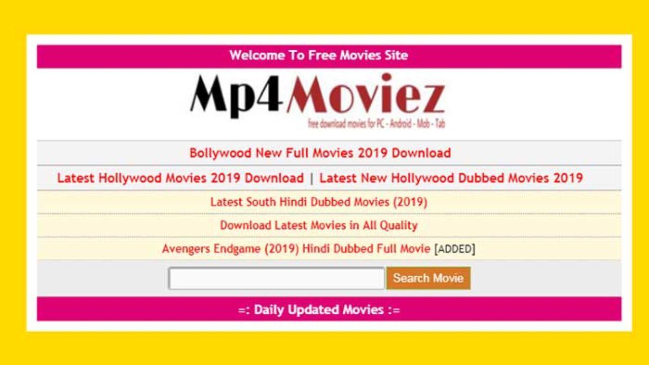 Mp4Moviez 2020
