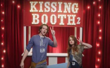 The Kissing Booth 2 release date