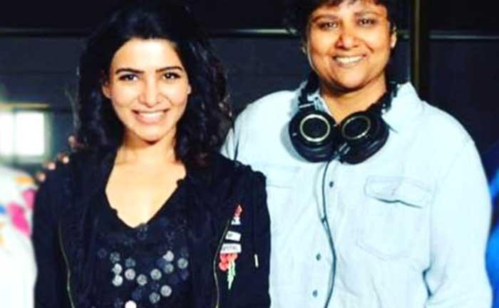 Samantha Akkineni Nandini Reddy film