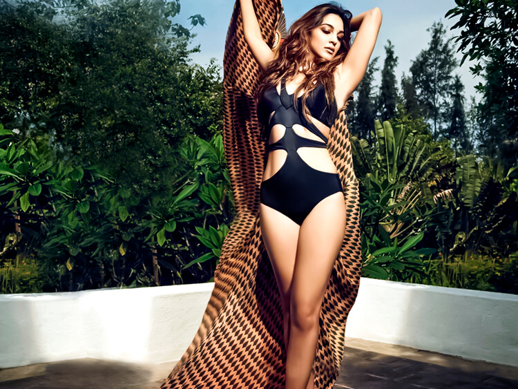Bollywood actress swimsuit war