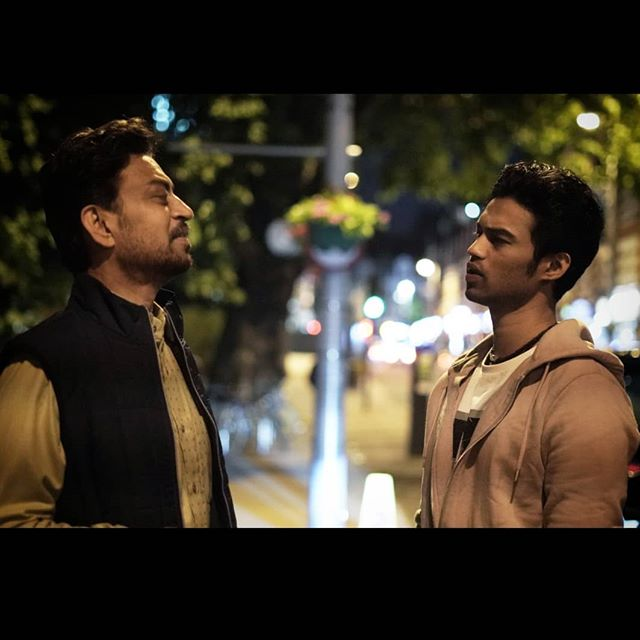 Irrfan Khan caught son Babil Khan