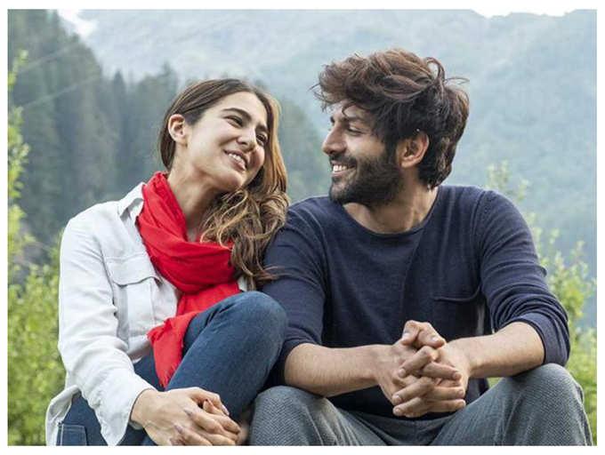 Sara Ali Khan Kartik Aaryan Couple Goal