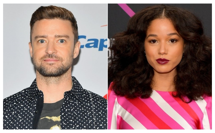 Is Alisha Wainwright dating Justin Timberlake?