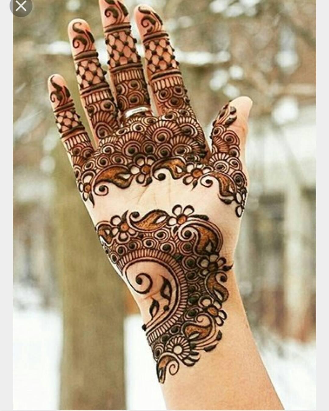 Eid Special Mehendi Designs