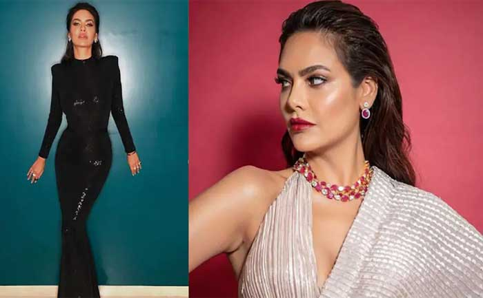 Esha Gupta on being Called Gareebon Ki Angelina Jolie