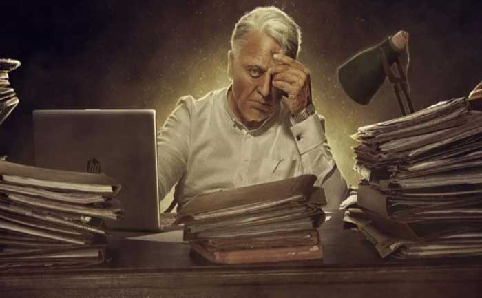 Indian 2 release in two parts