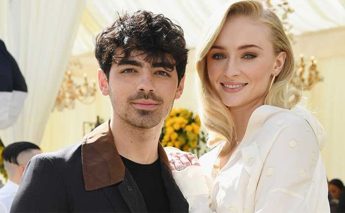 Joe Jonas secret married