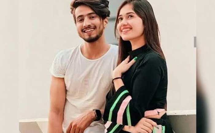 Mr Faizu Dating Jannat Zubair
