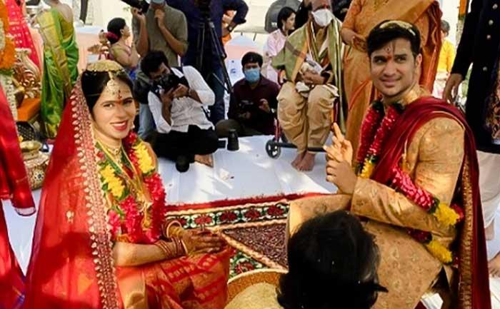Nikhil Sidhartha Pallavi Got Married