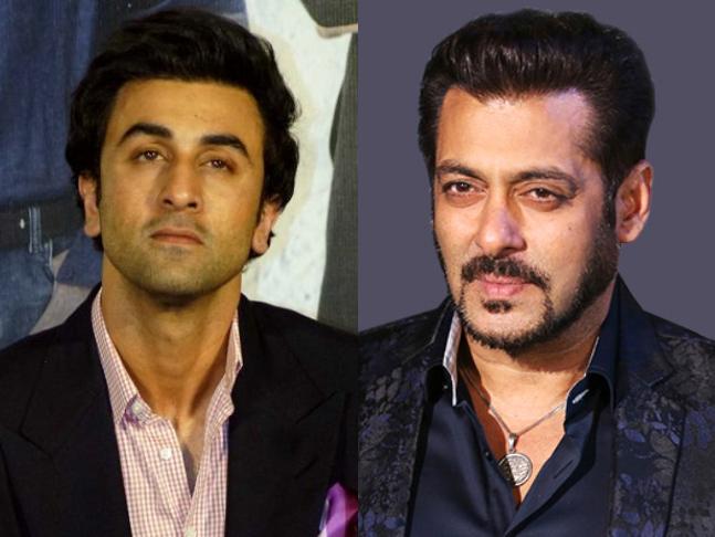Salman Khan slapped Ranbir Kapoor