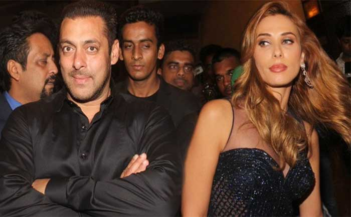 Lulia Vantur on Dating Salman Khan