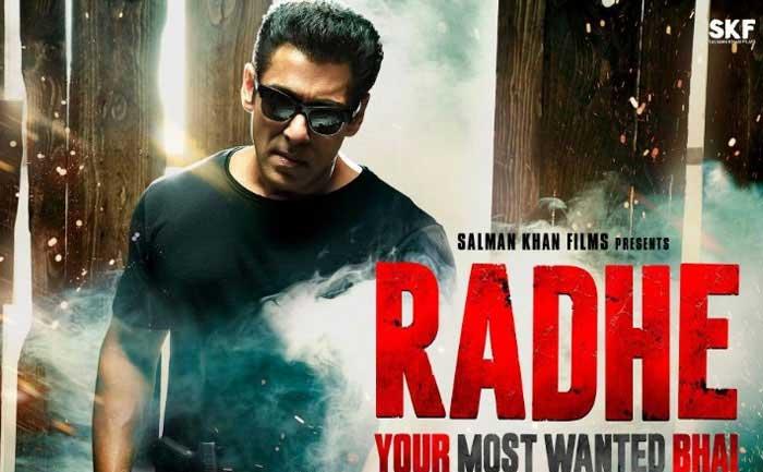 Salman Khan Radhe Digital Rights