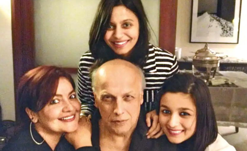 Mahesh Bhatt Wanted Marry Pooja Bhatt