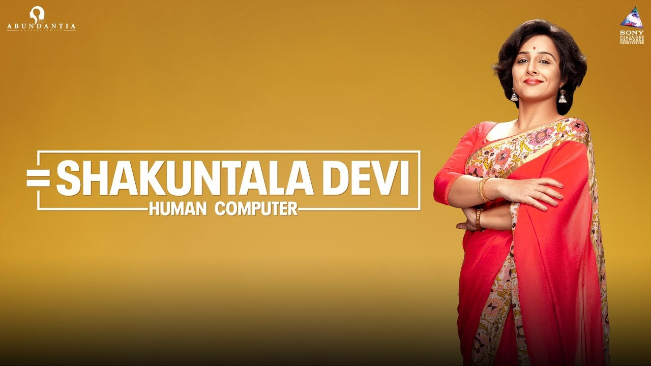 Vidya Balan's 'Shakuntala Devi' to release on Amazon Prime Soon!