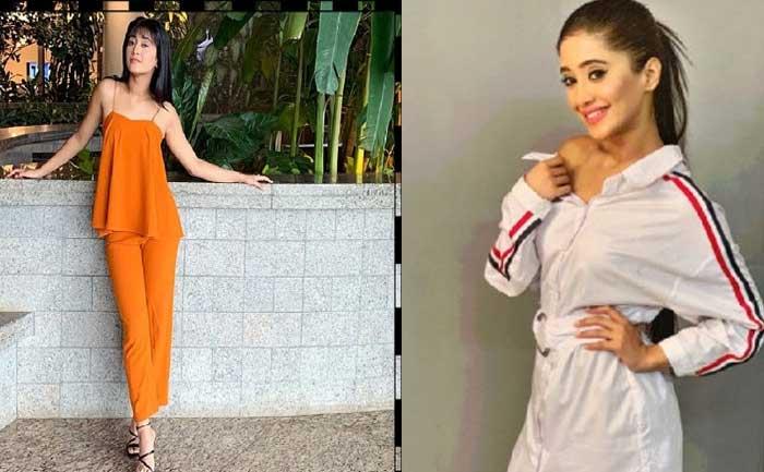 Shivangi Joshi Best Outfits