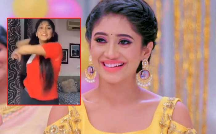 Shivangi Joshi Sizzling Dance video