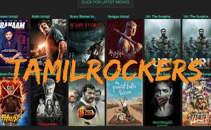 Tamilrockers Ws Website