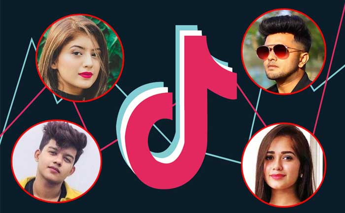 Top Indian TikTok stars