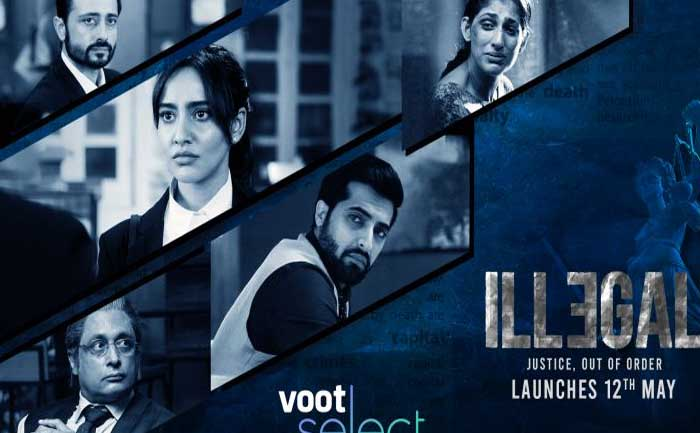 Voot Illegal season 1 hd Download