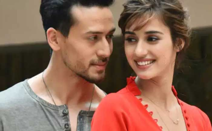 Tiger Shroff on Dating Disha Patani