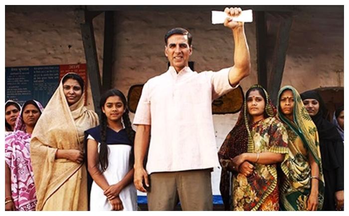 Akshay Kumar-menstrual hygiene