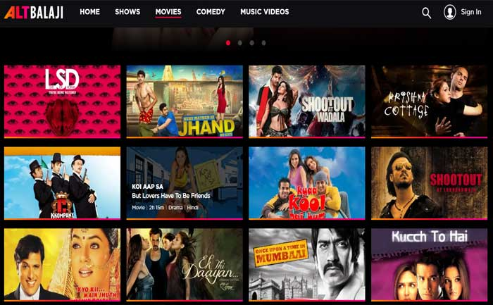 Watch Bollywood Movies OnlineBollywood Movies Download Sites