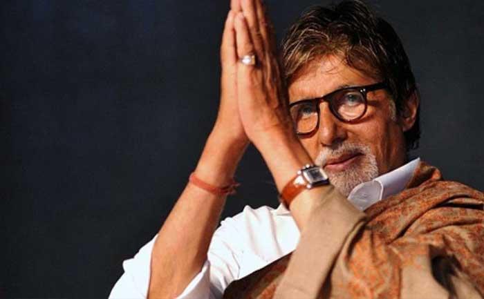 Amitabh Bachchan book flights