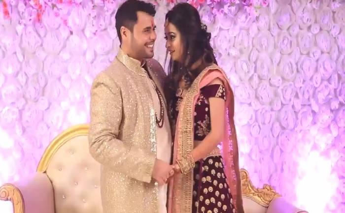 Ankit Shah Wedding details