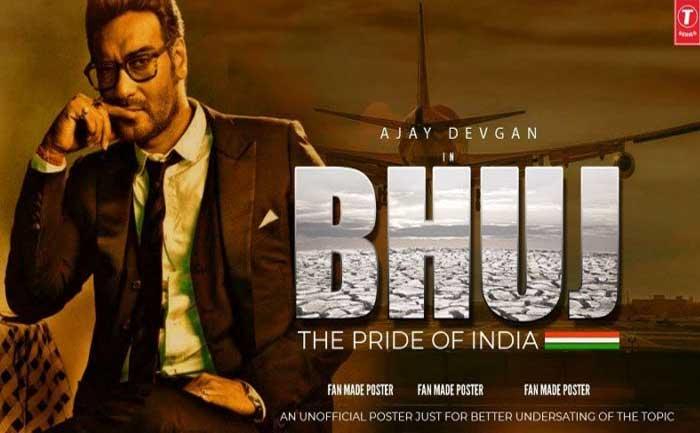 Bhuj The Pride of India Hotstar