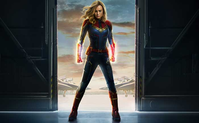 Captain Marvel 2 release date