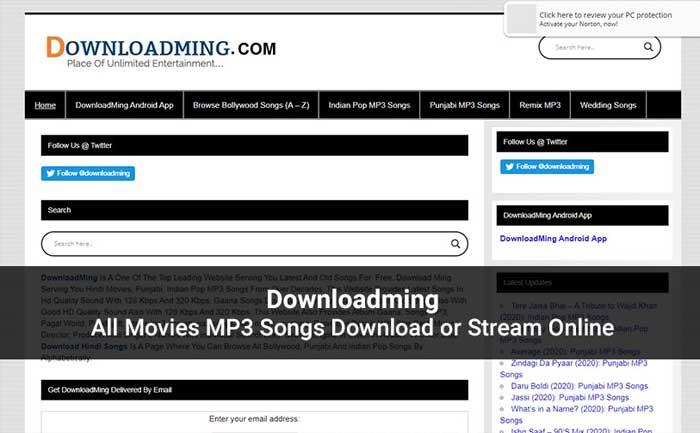 DownloadMing 2020