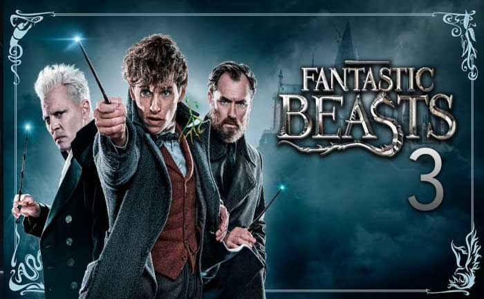 Fantastic Beasts 3 4 and 5 release date