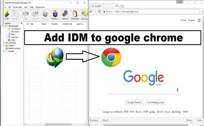How to Add IDM Extention Chrome