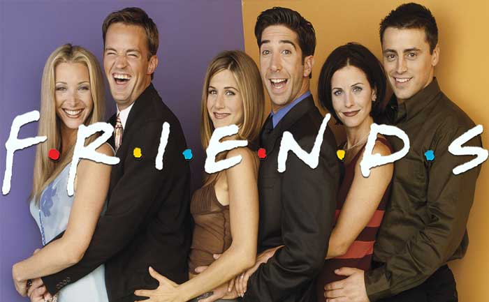 Index of Friends