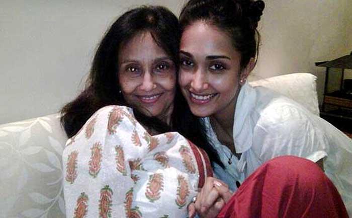 Jiah Khan mother alleges Salman Khan