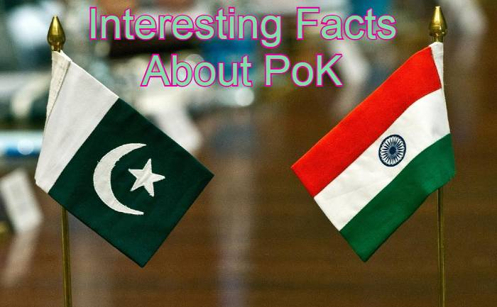 Pak Occupied Kashmir Facts