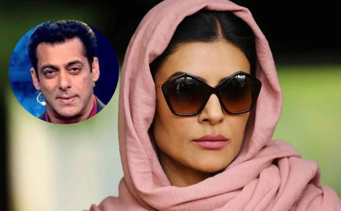 Salman Khan reaction Aarya web series