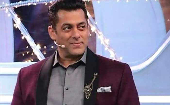 Salman Khan shoot BB 14 promo