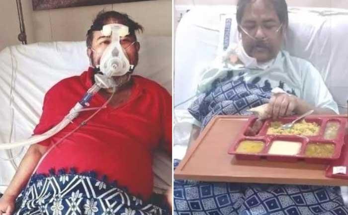 Sasural Simar Ka Actor Ashiesh Discharged