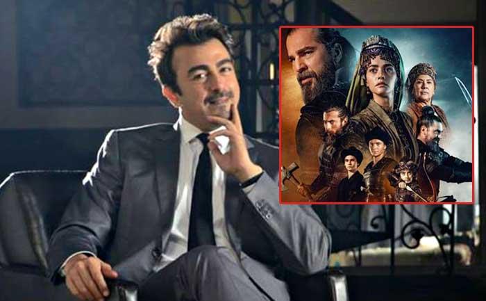 Shaan Shahid on Ertugrul Ghazi